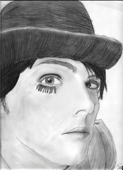 Gerard Way par Jeliza_Rose
